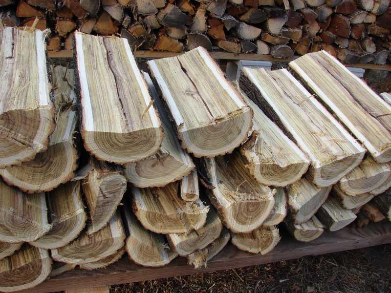 Black Locust Firewood