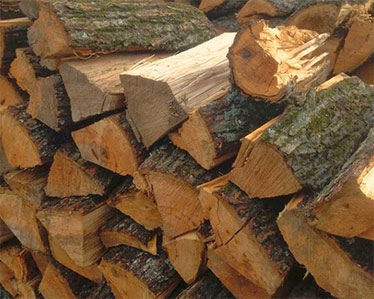 Hickory Firewood